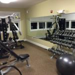 Wyndham North Hill- Gym