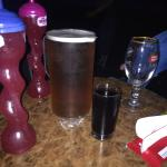 £14 jug of beer £4 ice cups (£2 to refil)