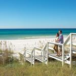 Take in the white sand and emerald water in Panama City Beach