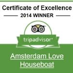 Amsterdam Love Houseboat