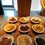Side dishes to go with porridge