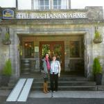 Photo de BEST WESTERN Buchanan Arms Hotel & Spa