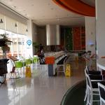 Hotel Lobby - Breakfast Area - another photo