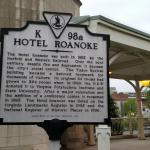 Photo de The Hotel Roanoke & Conference Center, a Doubletree by Hilton Hotel