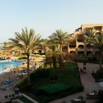 That is tge view from room and the fish sea pics from red sea submarine taken from hotel ( very