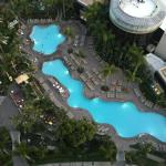 Pools and hot tubs from room