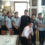 Great staff. Always smiling and very polite