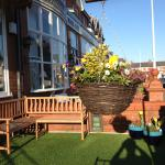 Front Garden and Seating area
