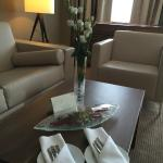Executive Suite 4 and welcome ambassador gift