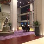 Lobby of Holiday Inn Vista Shanghai