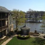 Herrington Inn - View from Creamery Room