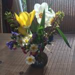 Springtime at the Old Rectory