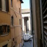 Pantheon View From Room 110