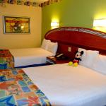 Bild från Disney's All-Star Sports Resort