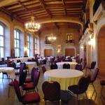 Banquet hall - Fairmont Banff Springs hotel