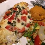 Totally delicious parmesan-crusted grouper
