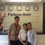 Miss Fly from parkson hotel