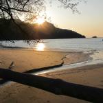 Sunset at Datai Bay