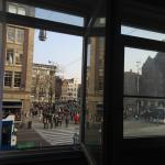 Dam Square from room