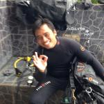 Eda our great dive guide
