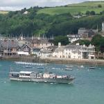 Take a trip on the WWII vessel a The Fairmile - departs every afternoon in the Summer from Dartm
