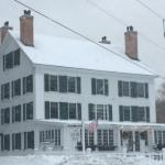 The Inn in the Snow