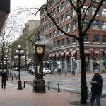 A View of Water Street in Gastown