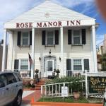 Φωτογραφία: Rose Manor Bed and Breakfast