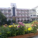 A view of Main Block from Heritage Building