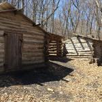 Civil war village