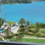 Grotto Bay Grounds = View from Suite, Pool