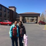 Bilde fra Holiday Inn Express Canyon