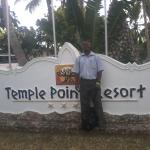 Foto de Temple Point Resort