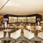Signature Mural - The St. Regis Bar