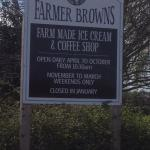 Farmer Browns Ice cream Parlour