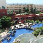 Pools and rooftop gardens