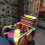 Cool Christian Lacroix chair