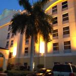 ภาพถ่ายของ Hampton Inn Fort Lauderdale Airport North Cruise Port