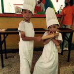 Pizza making for kids!!