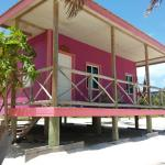 Pink cabana - you have the Blue cabana and Chac between you and the ocean view