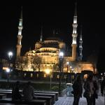 Blue mosque Just 4,5 mins walk away from the hotel