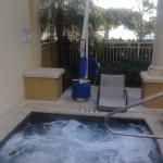 On-site Outdoor Hot Tub (Next to Pool)
