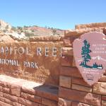 Capitol Reef is minutes from this inn