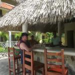 Bar by 2nd pool