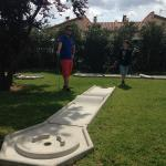 coin mini golf