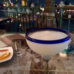 Frozen margaritas & Tequilas at the terrace