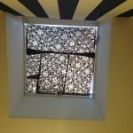 Skylight / curtain