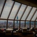 Marco Polo lounge at 38 floor