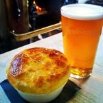 homemade pie and a local pint anyone?!