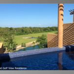 Golf view residence